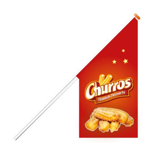 Churros kioskvlag I