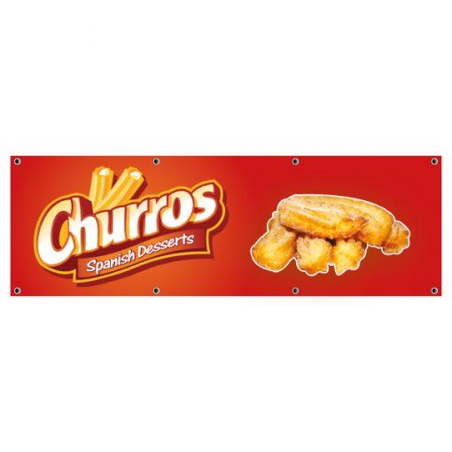 churros spandoek I
