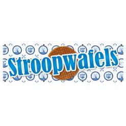 Stroopwafel spandoek I