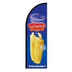 aardappeltornadobeachflag-los