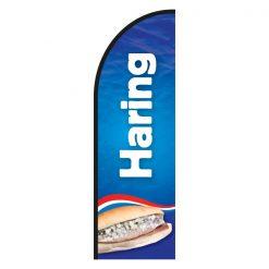 haring-beachflag