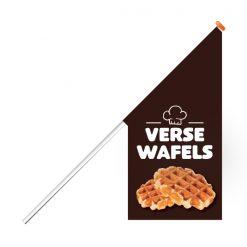wafel-kioskvlag