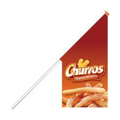 Churros-III-kioskvlag
