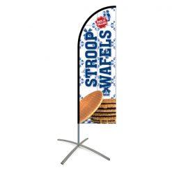 Stroopwafels-beachflag