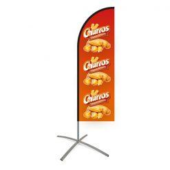 churrosbeachflag
