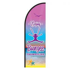 trampolinebeachflag