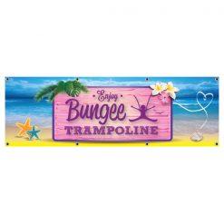 trampolinespandoek
