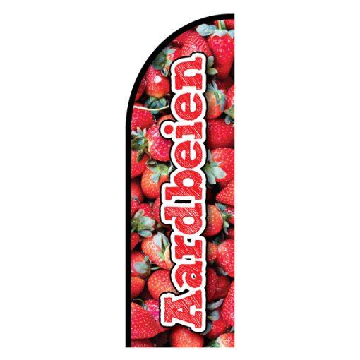 aardbeien-beachflag