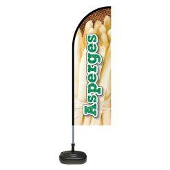 asperges-beachflag