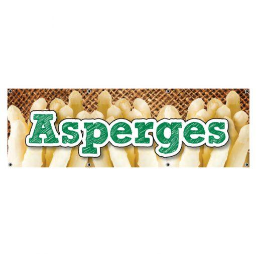 asperges-spandoek