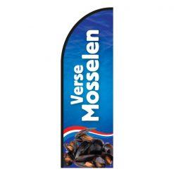 mosselen-beachflag