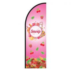 snoep-beachflag